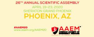 AAEM Congress April 2020